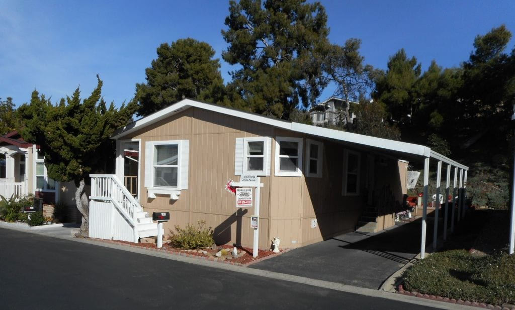 Leisureland #148 Mobile Home for Sale San Diego, CA