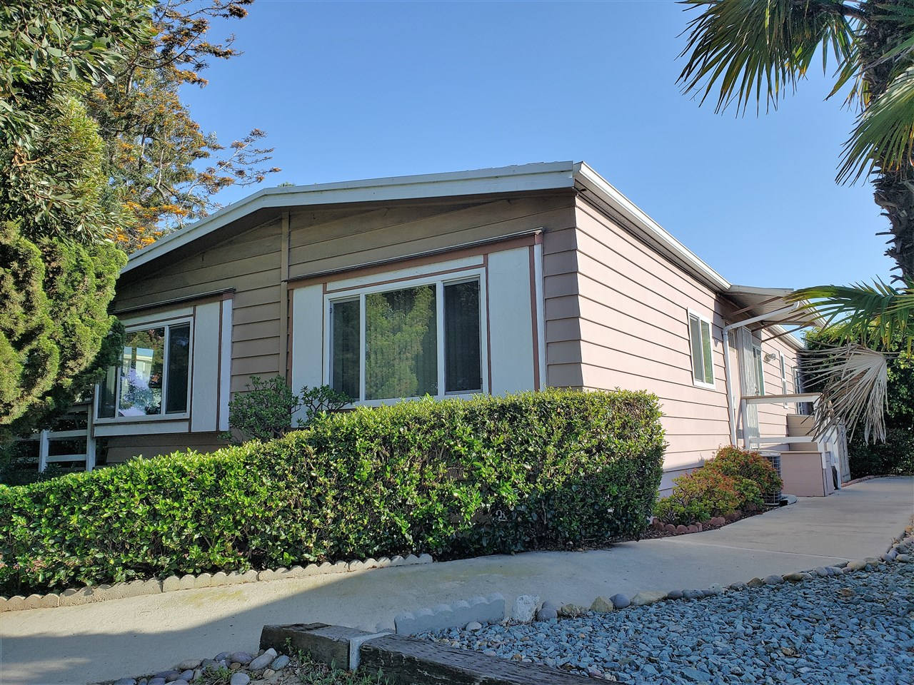 Example of a Manufactured home in San Diego